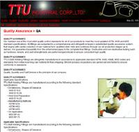 TTU INDUSTRIAL CORP.,LTD.